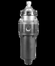 "Bellofram Type 51 AFR Auto Filter-Regulator, 1/4"" NPT, 0-100 PSI, 960-286-000"