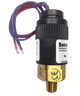 Barksdale Series 96211 Compact Pressure Switch, 22.5 to 125 PSI, 96211-BB4