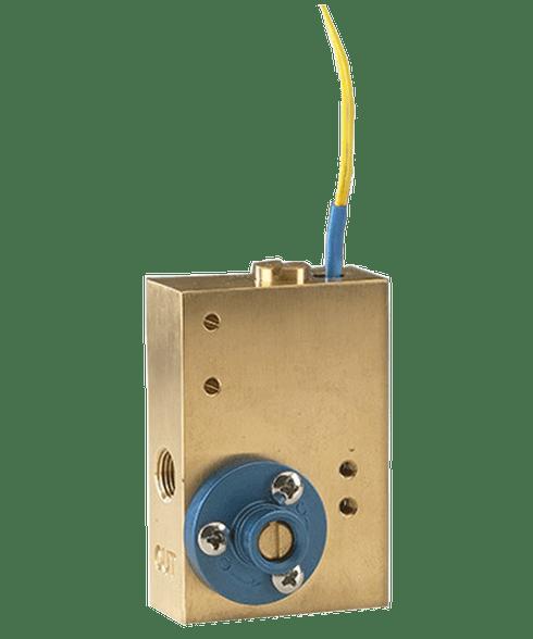 ChemTec Adjustable Flow Monitor 125-B-BP-NO