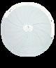 Partlow Circular Chart, 0-2500, 24 Hr, 25 divisions, Box of 100, 00213890