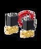 ASCO Series U8256 2-Way Solenoid Valve U8256A016V 24/DC