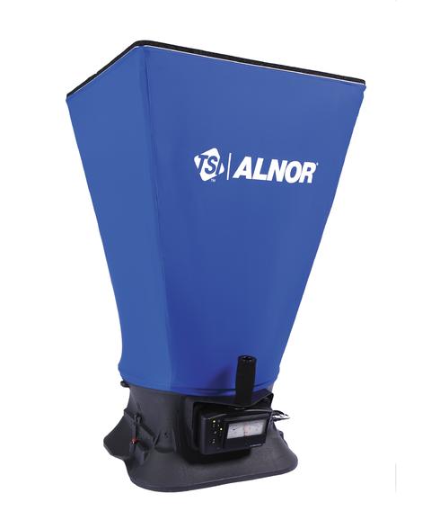 Alnor ABT Metric Balometer Capture Hood ABT711
