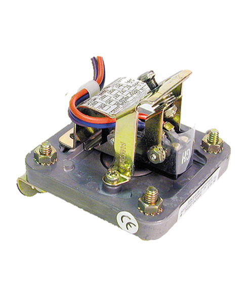 Barksdale Series D1S Diaphragm Pressure Switch, Stripped, Single Setpoint, 0.03 to 3 PSI, D1S-A3SS