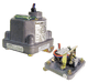 Barksdale Series D2H Diaphragm Pressure Switch, Housed, Dual Setpoint, 0.4 to 18 PSI, D2H-H18SS