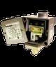 Barksdale Series E1H Dia-Seal Piston Pressure Switch, Housed, Single Setpoint, 6 to 90 PSI, E1H-R90