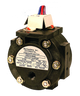 Barksdale Series EPD1S Differential Pressure Switch, Stripped, Single Setpoint, 0.3 to 3 PSI, EPD1S-BB40