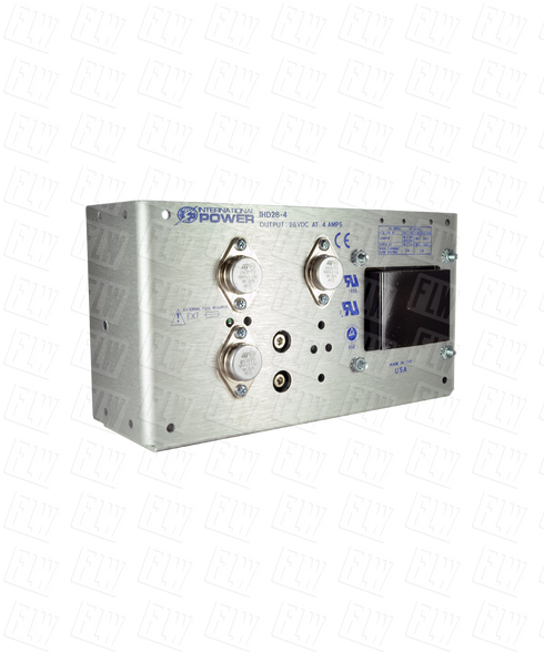 International Power Single Output Linear Power Supply IHD28-4