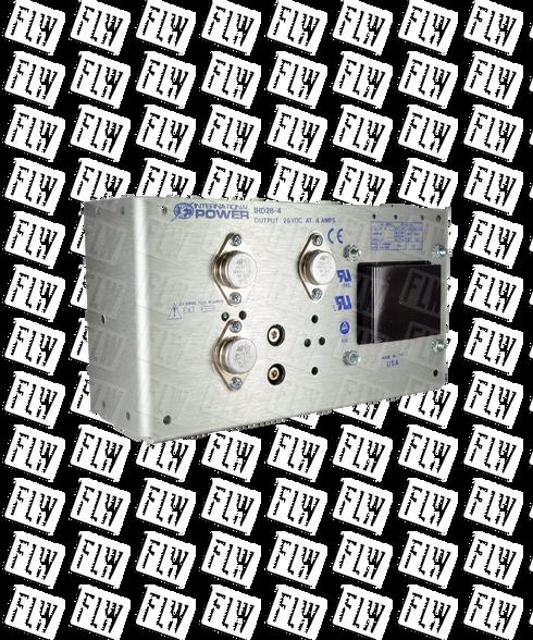 International Power Single Output Linear Power Supply IHD28-4