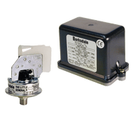 Barksdale Series MSPS Industrial Pressure Switch, Stripped, Single Setpoint, 0.5 to 5 PSI, MSPS-EE05-Q61