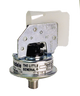 Barksdale Series MSPS Industrial Pressure Switch, Stripped, Single Setpoint, 10 to 100 PSI, MSPS-MM100SS-V