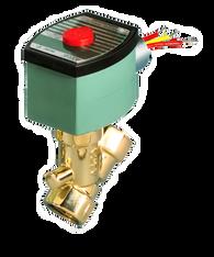 ASCO Low Pressure Solenoid Valve 8030G010 120/60AC