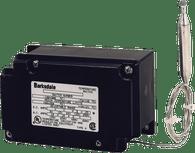 Barksdale TPR Series General Purpose Switch, 15 F to 140 F, TPR-L1N-3X-Q10