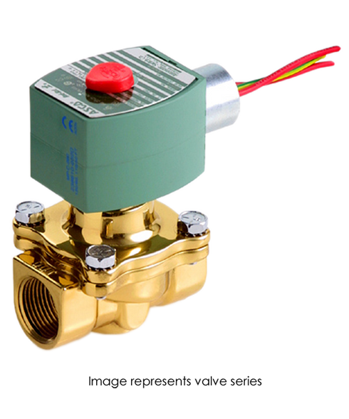 ASCO Hot Water And Steam Valve 8210G009HW 240/60AC