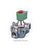 ASCO Series 8215 2-Way Solenoid Valve 8215B060CSA 120/60, 110/50