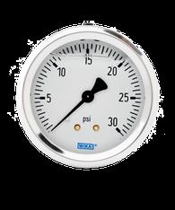 WIKA Type 213.53 Utility Pressure Gauge 0-30 PSI 9767193