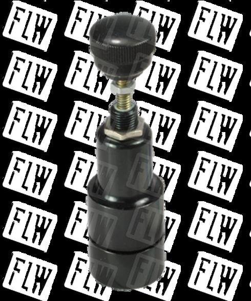 Bellofram Type 91 Subminiature Air Regulator, 5mm NPT, 0-30 PSI, 962-033-000