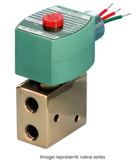 ASCO Universal High Flow Solenoid Valve EV8327G042 120/50-60AC