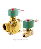 ASCO Hot Water And Steam Valve 8220G029 120/60AC