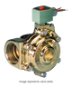 ASCO Hot Water And Steam Valve 8221G003HW 120/60AC