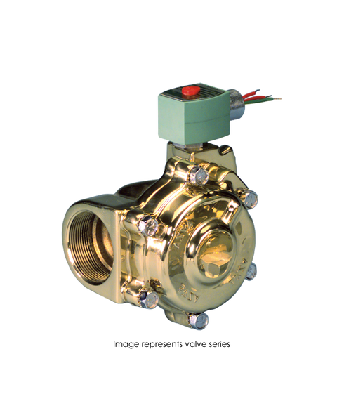 asco series 8221 2 way solenoid valve 8221g011 120 60, 110 Totaline Wiring Diagram