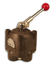 Barksdale Series 6140 High Pressure OEM Valve 6141R3HO3-MC