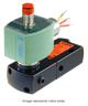 ASCO Direct Mount Redhat II Spool Valve 8551G401 120/60AC