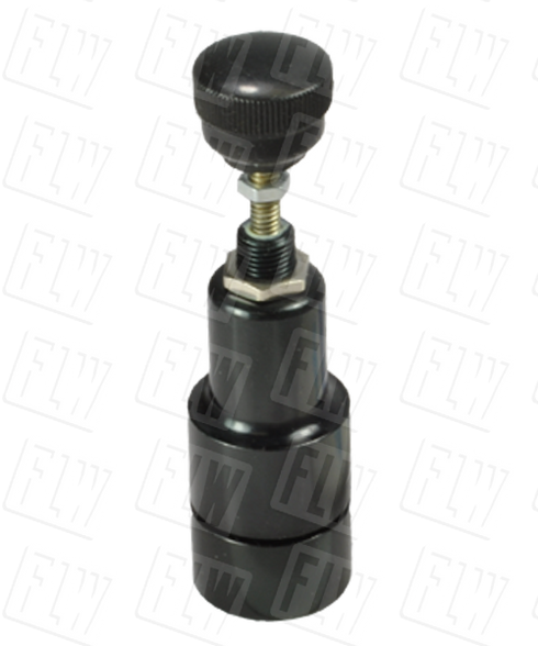 Bellofram Type 91 Subminiature Air Regulator, 5mm NPT, 0-100 PSI, 962-035-000