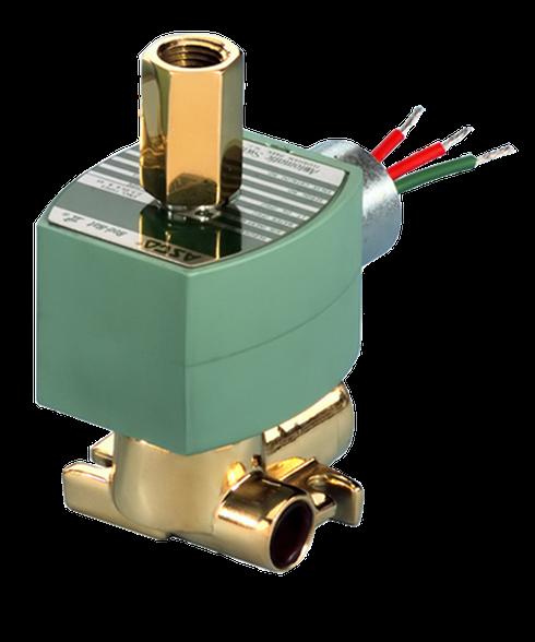 ASCO Quick Exhaust Solenoid Valve 8317G035 120/60AC