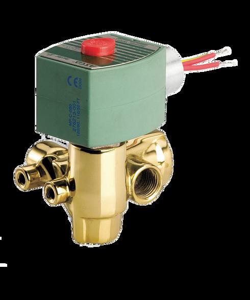 ASCO Quick Exhaust Solenoid Valve 8321G002 120/60AC