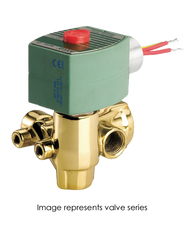 ASCO Quick Exhaust Solenoid Valve 8321G003 120/60AC