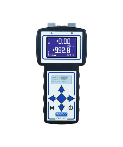 Mensor Portable Barometer Model CPG2300