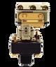 Barksdale Series E1S Dia-Seal Piston Pressure Switch, Stripped, Single Setpoint E1S-H-VAC-F2