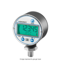 Ashcroft Type DG25 General Purpose Digital Gauge 30 in Hg Vacuum / 30 PSI DG2551L0NAM02L30IMV&30#