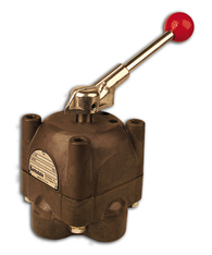 Barksdale Series 6900 High Pressure OEM Manipulator Valve 6902R3HO3-MC