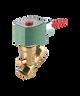 ASCO Series 8222 2-Way Solenoid Valve 8222G047 120/60, 110/50