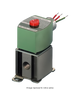 ASCO Series 8340 4-Way Solenoid Valve 8340G001 120/60,110/50