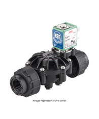 ASCO Series 8212 2-Way Solenoid Valve 8212A019L1100F0