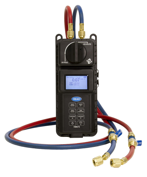 Alnor Hydronic Manometer HM675