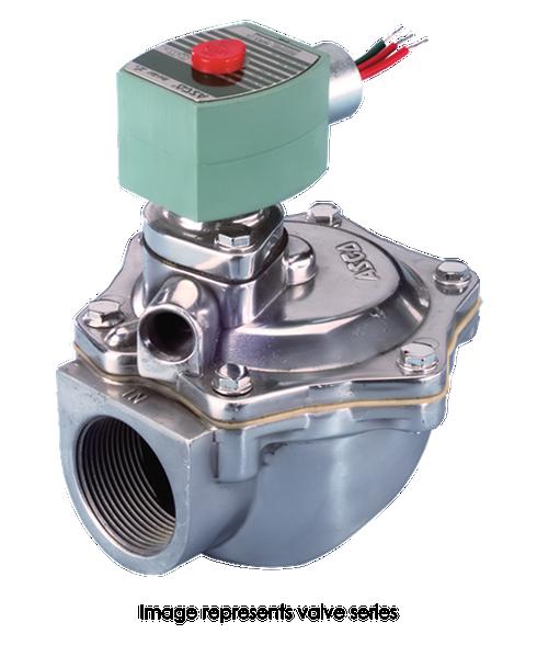 ASCO Aluminum High Flow Main Pulse Valve 8353J039 120/60AC
