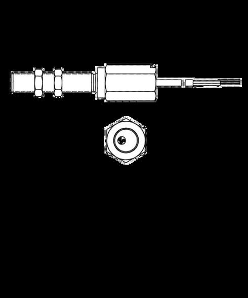 AI-Tek DH Series Hall Effect Sensor DH1512-114