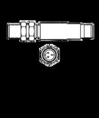 AI-Tek DH Series Hall Effect Sensor DH1522-107