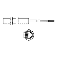 AI-Tek DH Series Hall Effect Sensor DH1522-210
