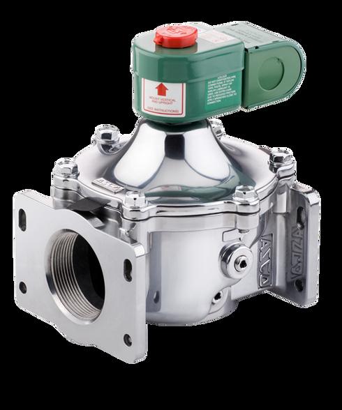 ASCO General Purpose Gas Shutoff Valve JB8214290CSA 120/60AC