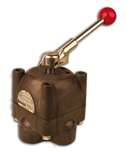 Barksdale Series 6900 High Pressure OEM Manipulator Valve 6901R3HO3