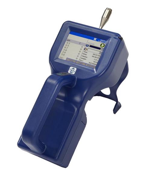 TSI AeroTrak Handheld Airborne Particle Counter 9306-03