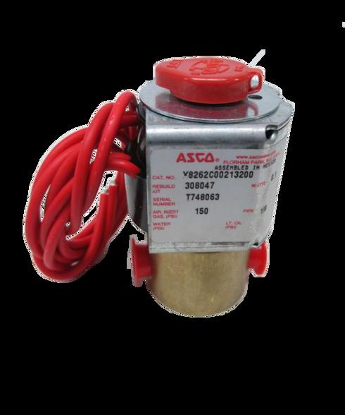 ASCO Direct Acting Solenoid Valve X8262C00213200 120/60AC