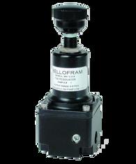 "Bellofram Type 92 Subminiature Air Regulator, 1/16"" NPT, 0-15 PSI, 960-541-000"