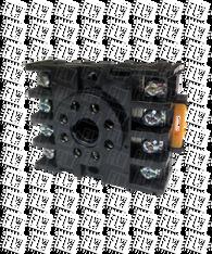 ATC 8 Pin Surface DIN Rail Socket 000-825-85-00