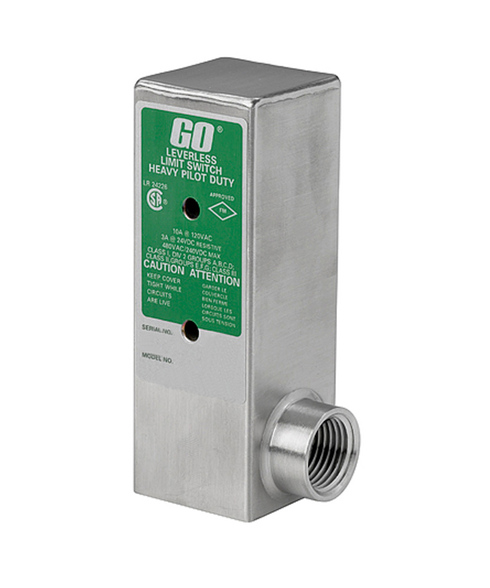 Model 11 Limit Switch 11-12327-DCA