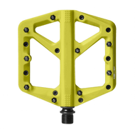 Crank Brothers Stamp 1 Pedal Large Citron